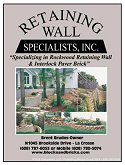 RETAINING WALL SPECIALISTS